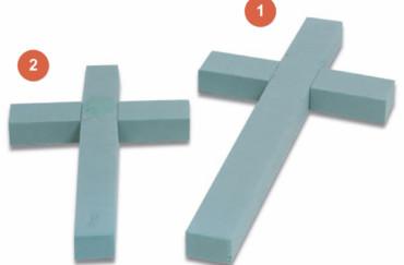 Cross (Wet Foam)