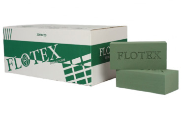 Wet foam (Bricks)